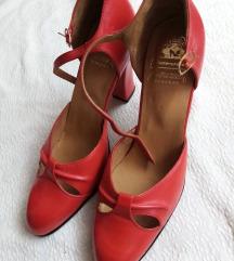 Crvene vintage cipele, 38