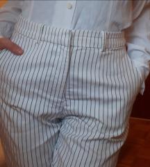 Prugaste H&M hlače