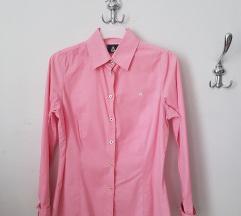 Vintage strukirana košulja S/M