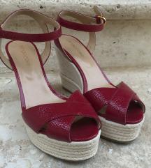 Kozne sandale (wedge) Sergio Rossi