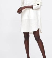 Zara tunika haljina M L