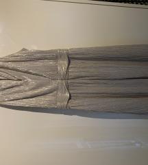Srebrena haljina