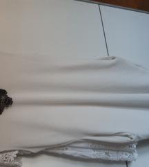 Bijela haljina M ljetna