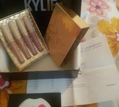 Kylie cosmetics - Birthday suite matte lipstick