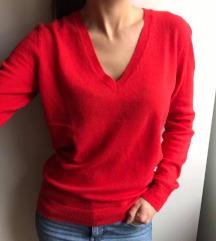 Sisley crvena vunica @lorinormaric