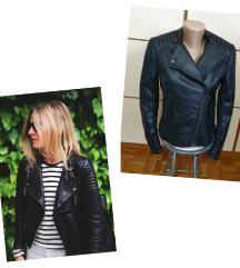 H&M kožna jakna (175 kn)