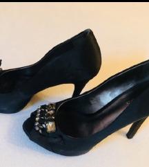 Guess crne cipele s kristalima