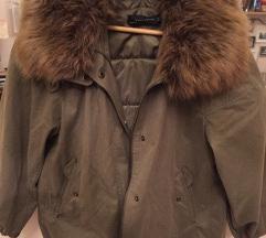 Zara jakna parka