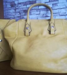 Žuto-zelena torba