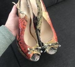 Catwalk štikla sandale 39