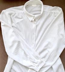 Vintage bijela košulja