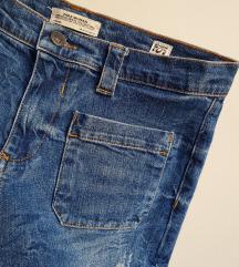 Zara 70s traperice
