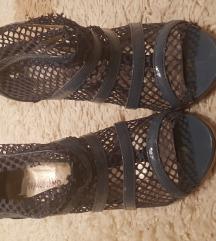 Cipele na petu plave
