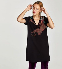Zara tunika/haljina s printom EXSTRA SNIŽENA
