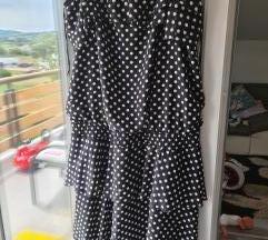 Točkasta haljina C&A