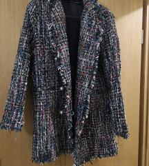 Tweed jakna