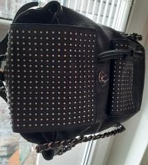 SNIŽENO Replay kožni ruksak sa zakovicama