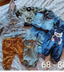 Odjeća za dečka