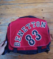 Benetton torba ruksak