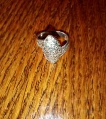 Srebrni prsten, 18 veličine