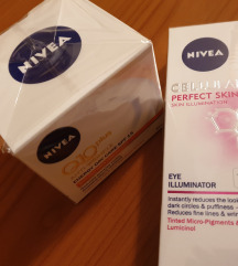 Nivea Q10 plus, day i eye celular perfekt skin