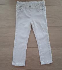 C&A hlače bijele