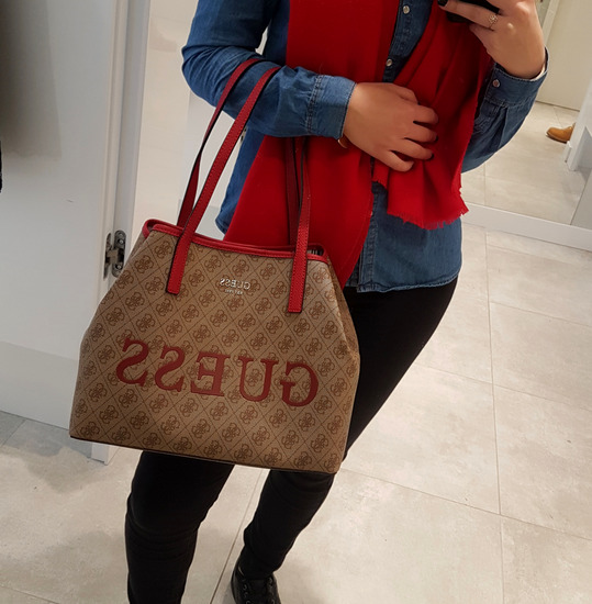 Guess torba 2u1