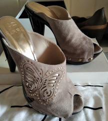 Ženske klompe Gianfranco ferre sandale