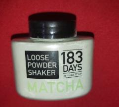 Loose powder shaker