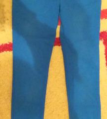 Plave slim hlače L