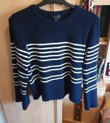 Top shop mornarski pulover %