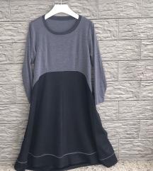 Luda haljina XL