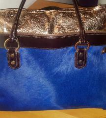 Cavalcanti vrhunska kožna torba