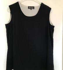 Lot crna i bež ljetna košulja/NOVO