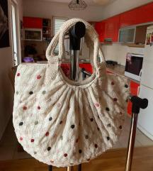 Zara ceker torba