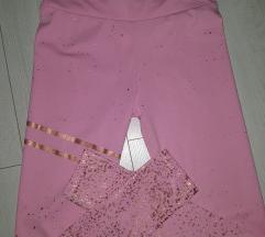 Roze tajice S
