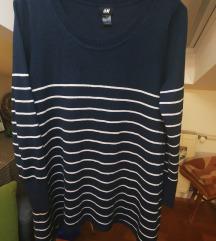 H&M asimetrični džemper