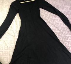 Haljina zimska crna