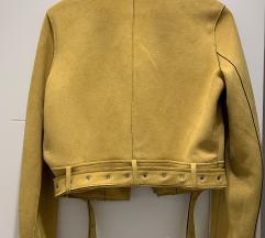 Žuta jakna Zara