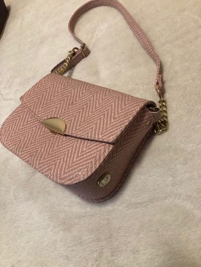 Maxi Lovely bag puder roza