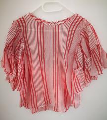 H&M lepršava bluzica M sniženo 40kn