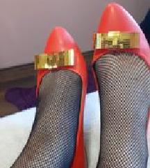 crveno -narađaste balerinke