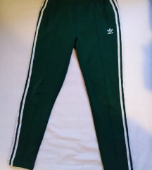 adidas originals tamno zelena trenerka