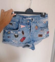 Zara jeans hlacice