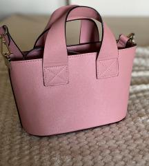 Zara pink torba