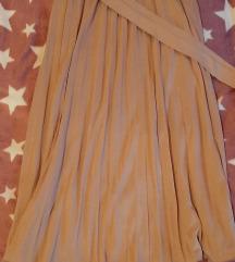 Suknja s remenom