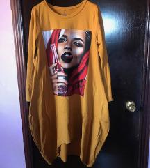 Oversize haljina