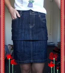 Traper šos/suknja, vel. XL (42)