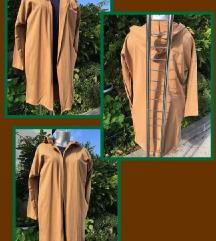Cardigan boja senfa-one size