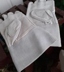 NOVE KOŽNE zaštitne rukavice